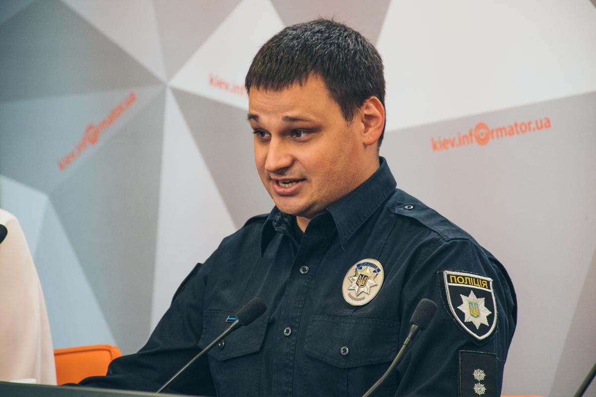 Олексей Белошицкий, первый заместитель начальника патрульной полиции Украины