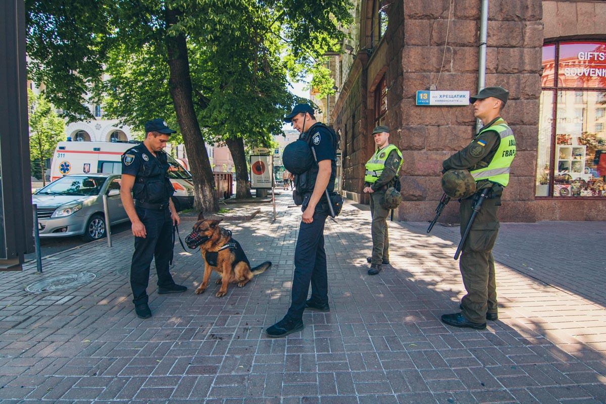 Правоохранители уверяют киевлян - их любимый город может отдыхать спокойно