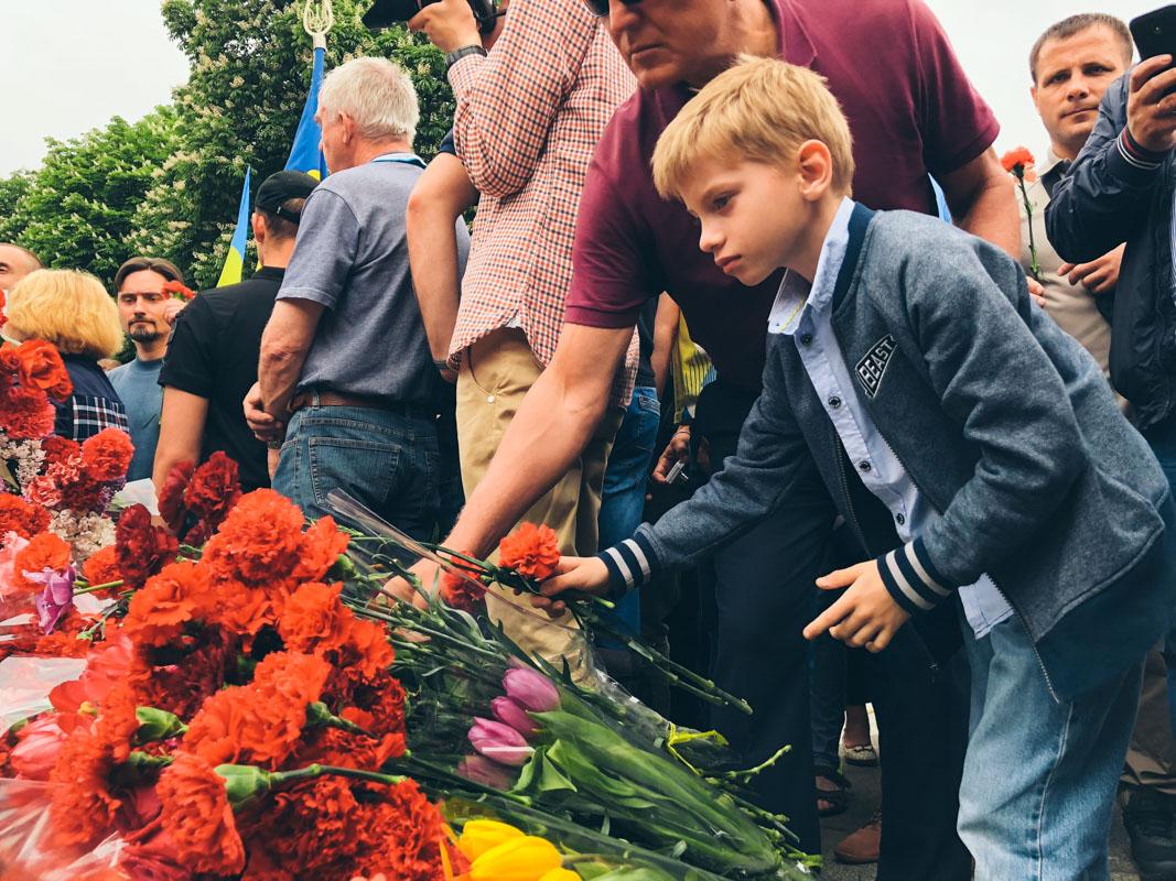 Все поколения помнят и гордятся
