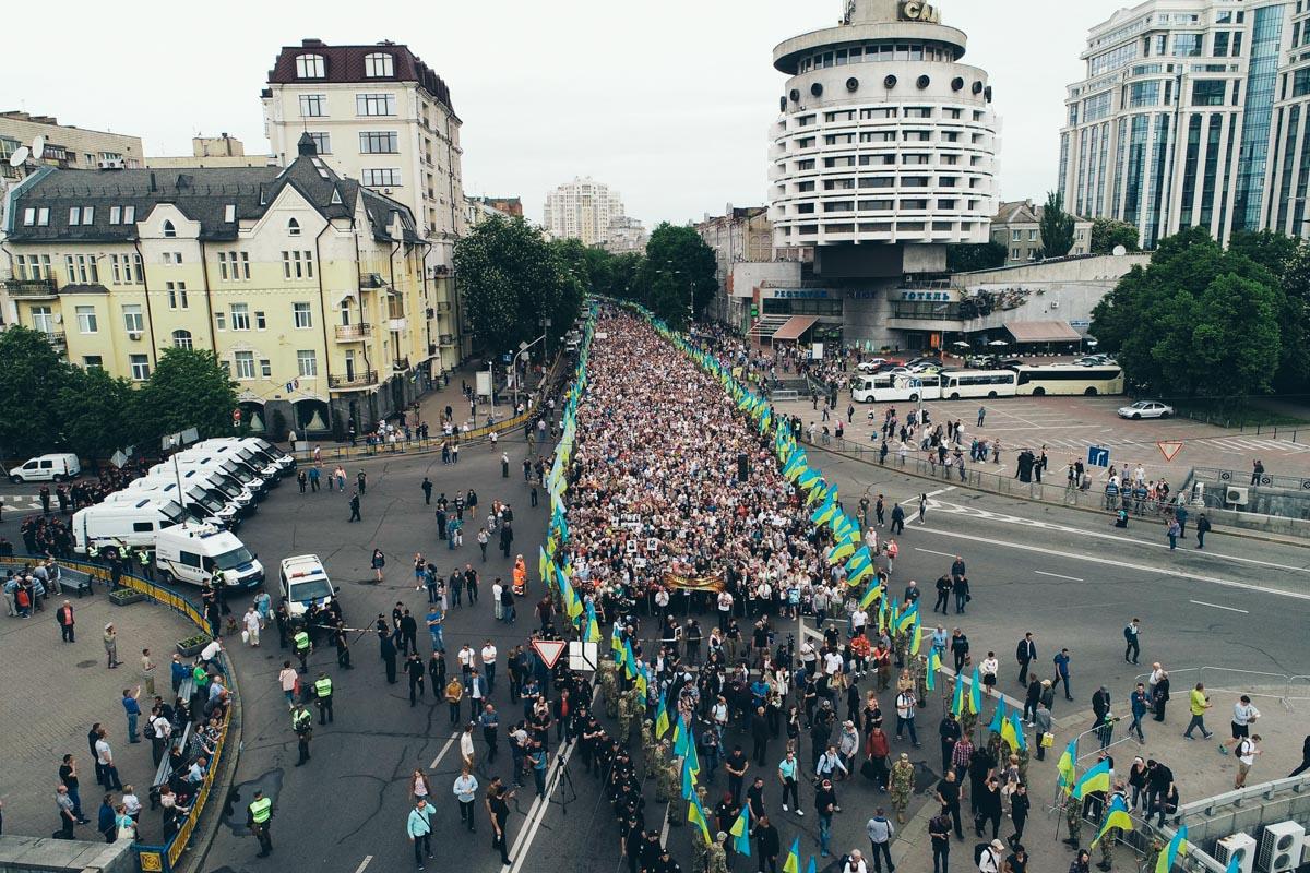 """""""Полк"""" охраняют правоохранители"""