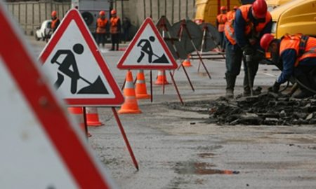 В Киеве ограничено движение по Северному мосту