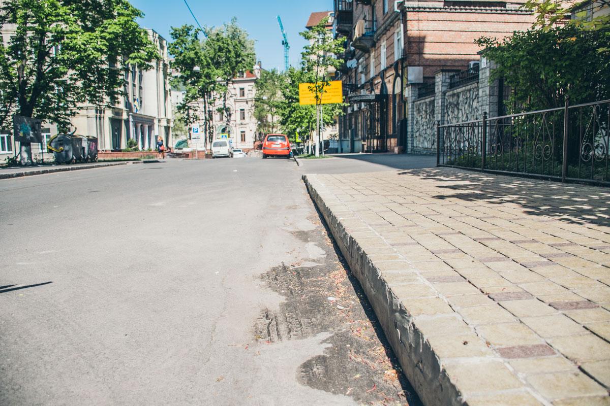 Приятно смотреть на улицу после ремонта, и видеть там его результат