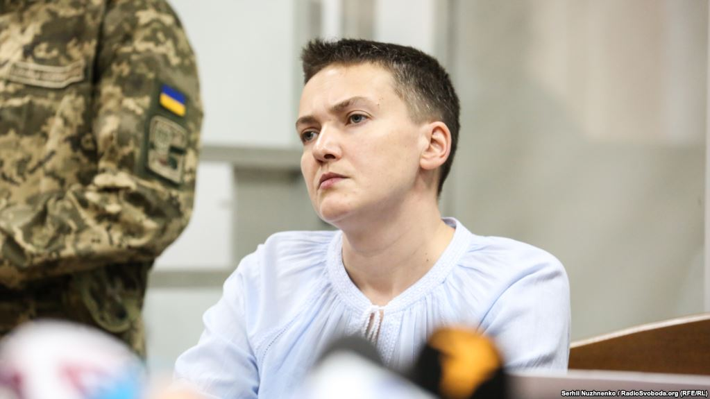 Суд оставил Савченко под стражей еще на 60 суток