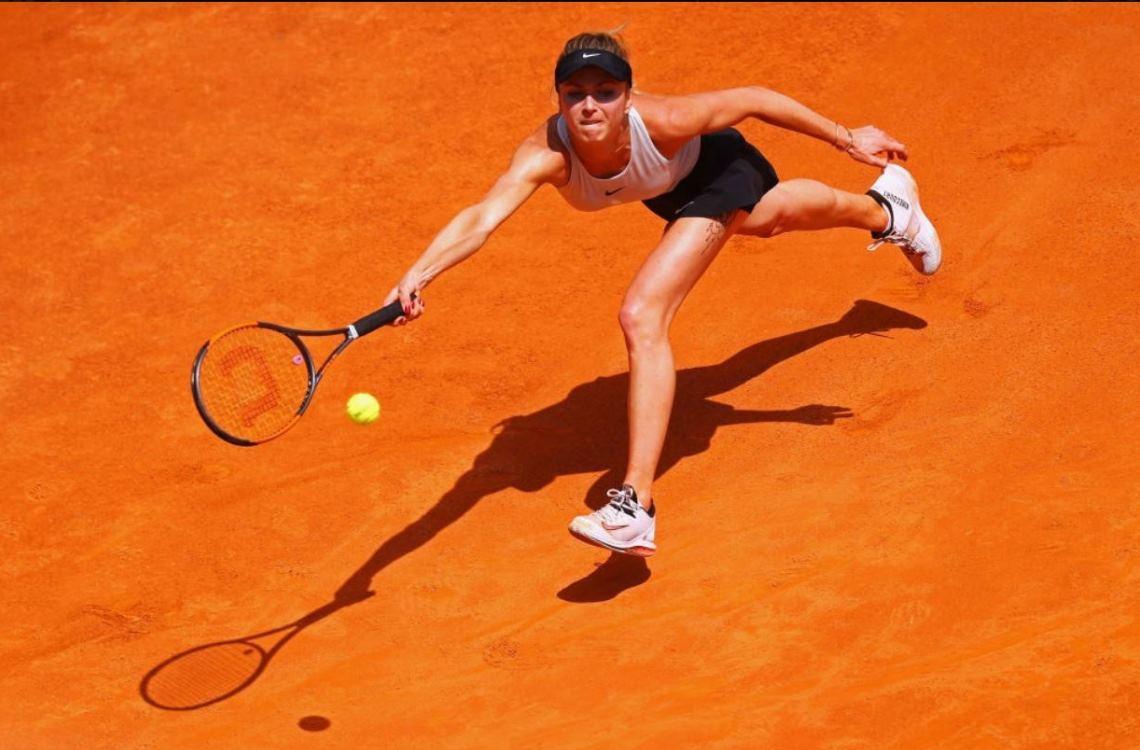 Свитолина стала победительницей крупного турнира в Риме