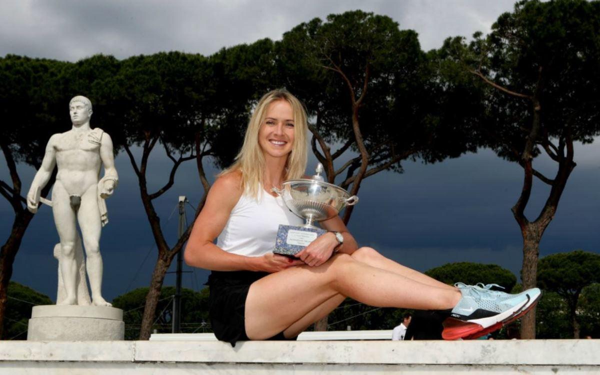 В свои 22 года Элина уже имеет 264 победы в карьере и 8 личных титулов в WTA
