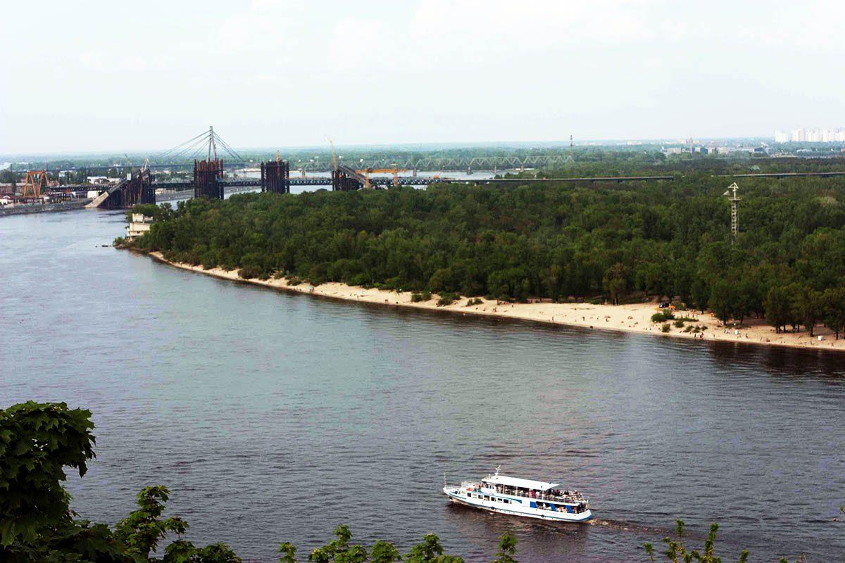 Остров в мегаполисе - разве это не чудо? :)