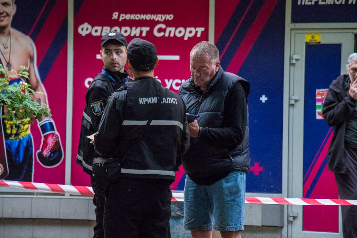 На улице Академика Белецкого убили мужчину