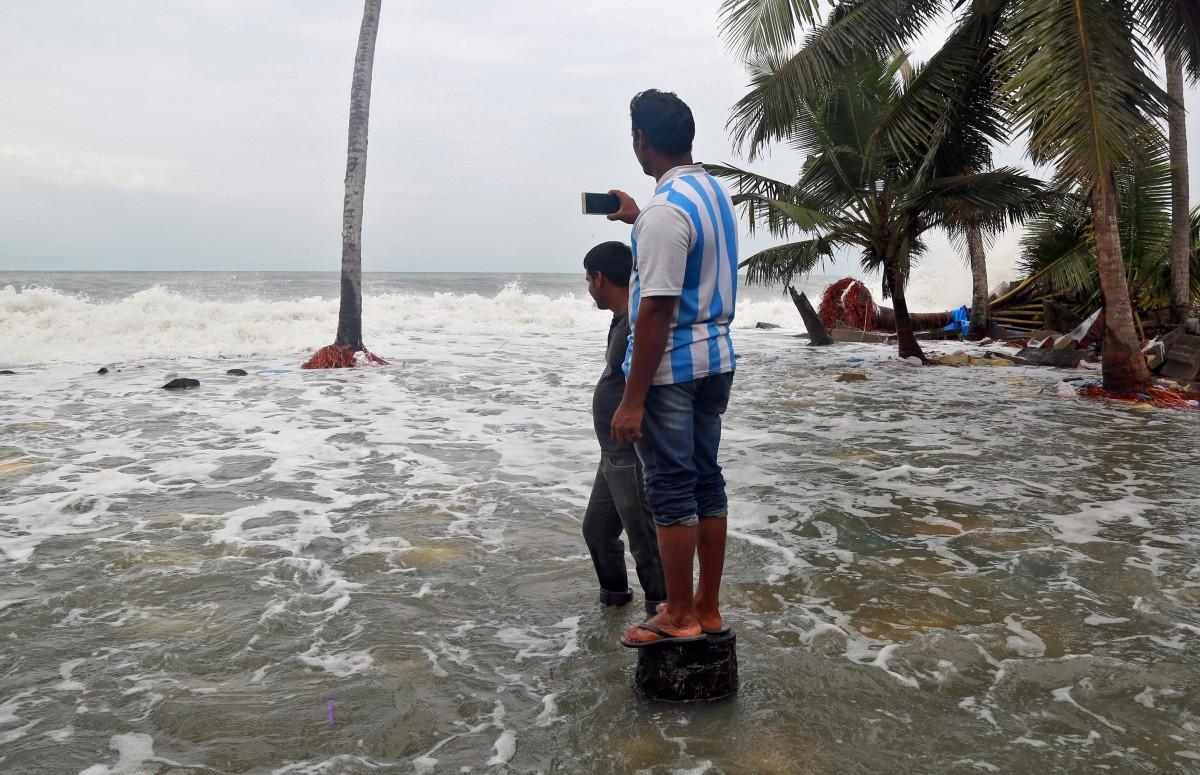 Сильные грозы унесли жизни как минимум 33 человек в Индии