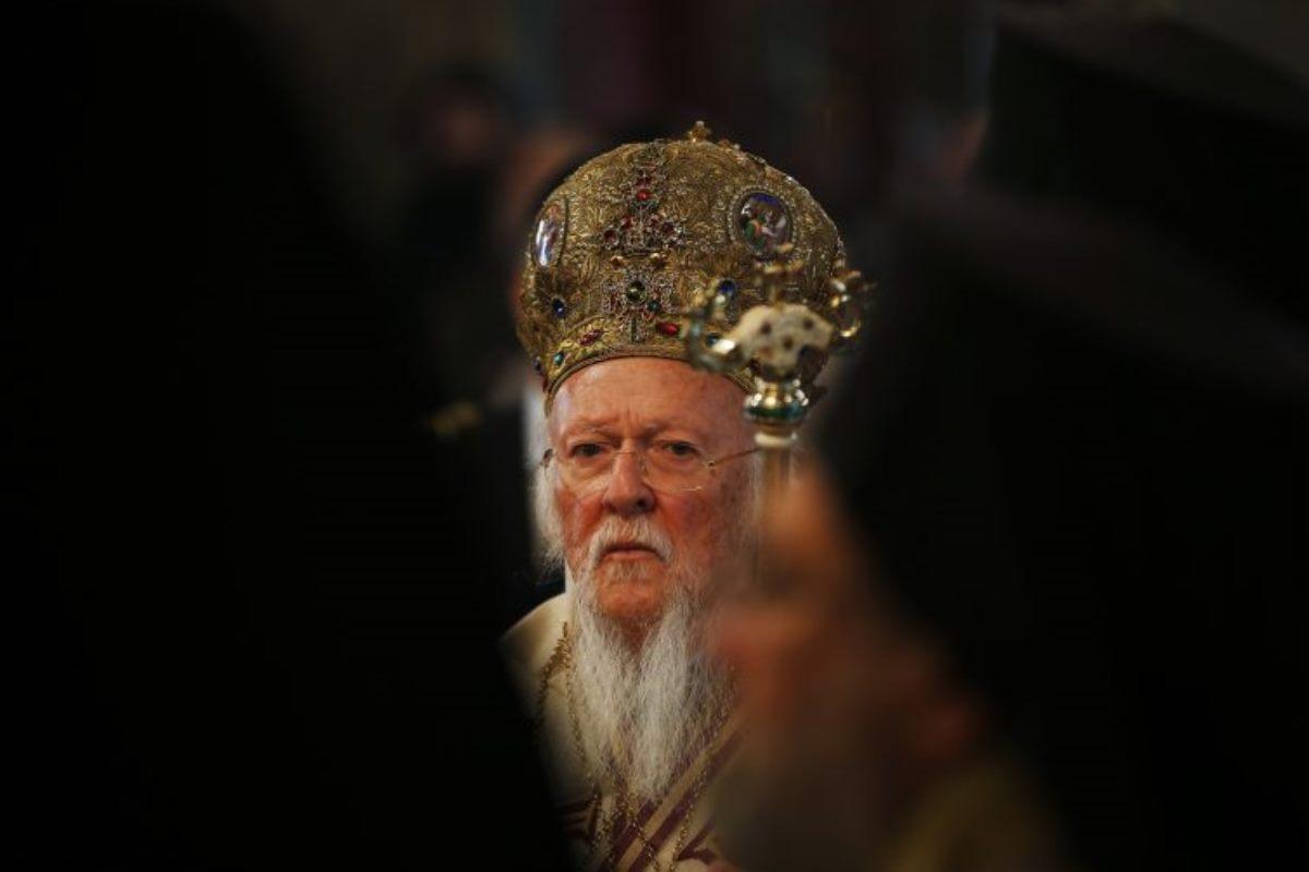 Вселенский Патриарх Варфоломей попал в больницу с головокружением