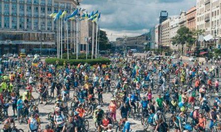 В Киеве проходит Велодень