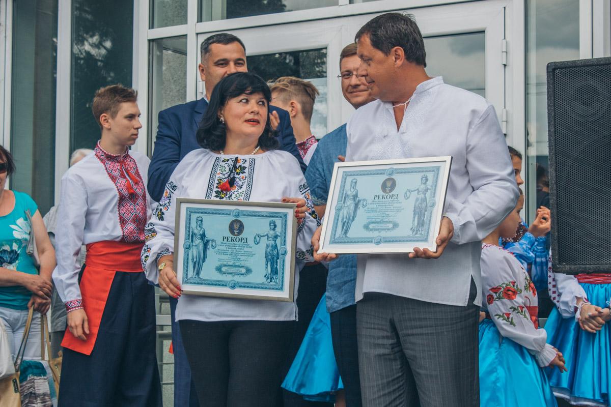 Глава района горд за новое достижение