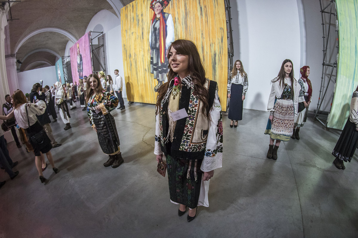 Украинские наряды могут быть очень разнообразны