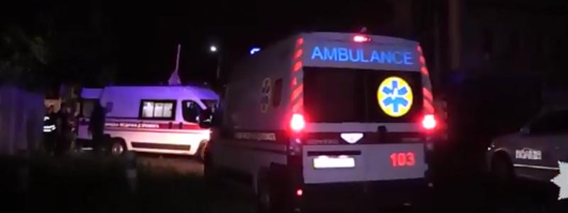 В Киеве при взрыве боевых гранат пострадали 8 человек