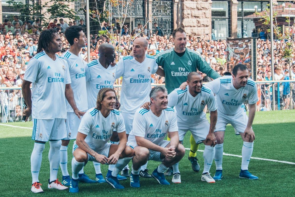 """""""Реал"""" Мадрид в сборе!"""