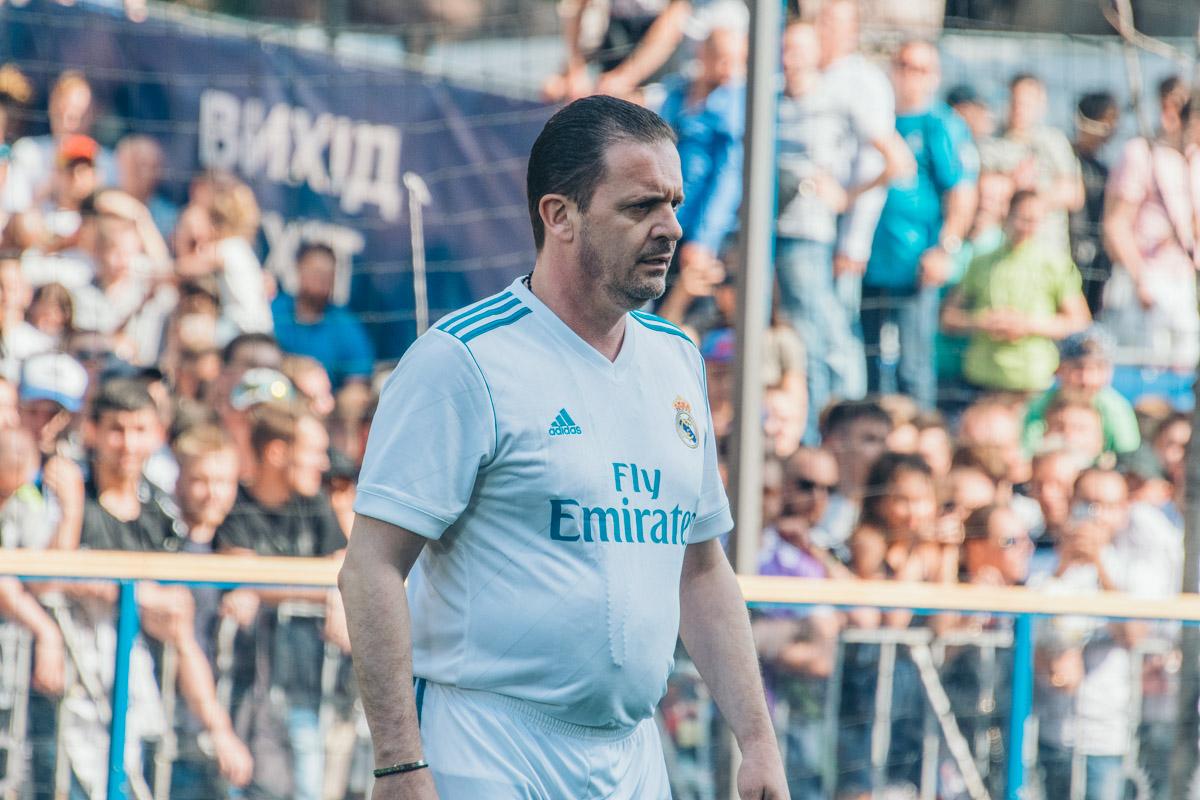Предраг Миятович - автор решающего гола в финале ЛЧ-1998