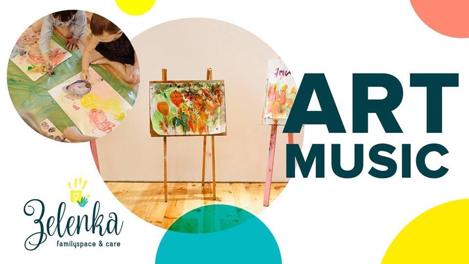 арт-терапевтическая программа спонтанного рисования под музыку для детей и родителей