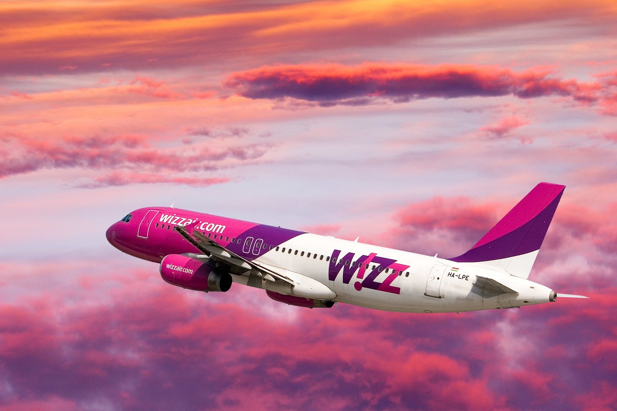 Лоукостер Wizzair запускает три новых рейса из столицы