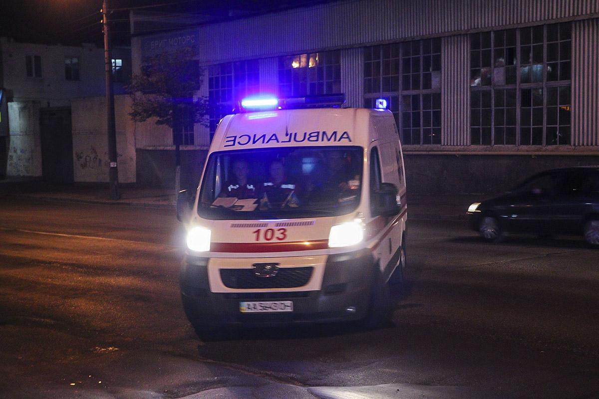 Медицинская помощь участникам аварии не понадобилась
