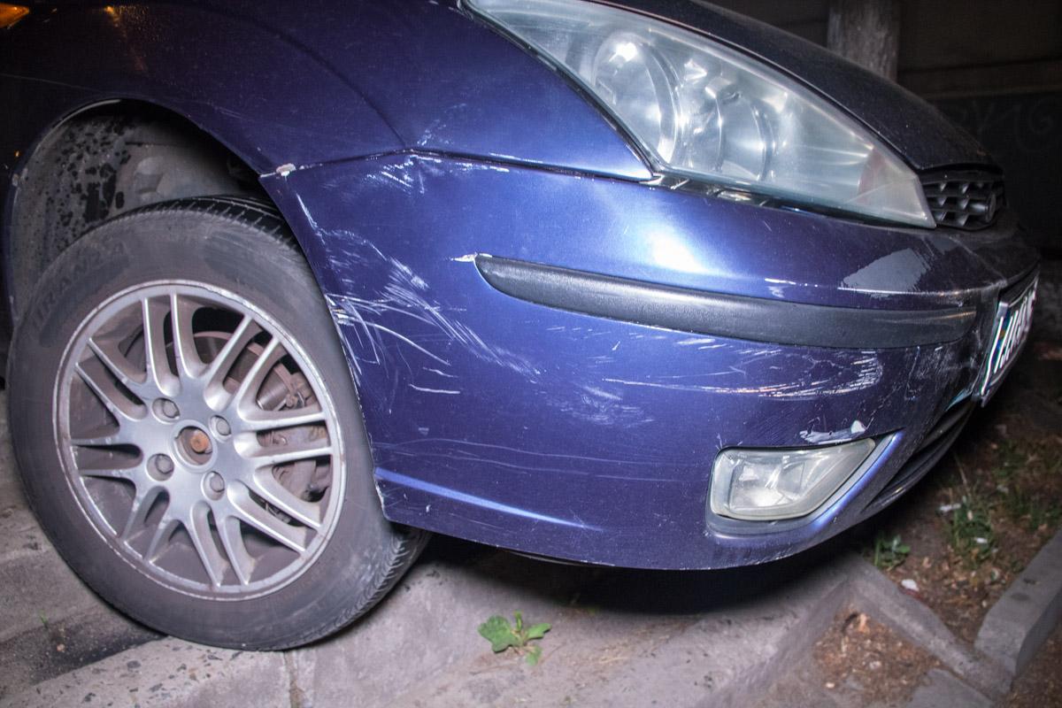 По словам очевидцев, водитель был пьян
