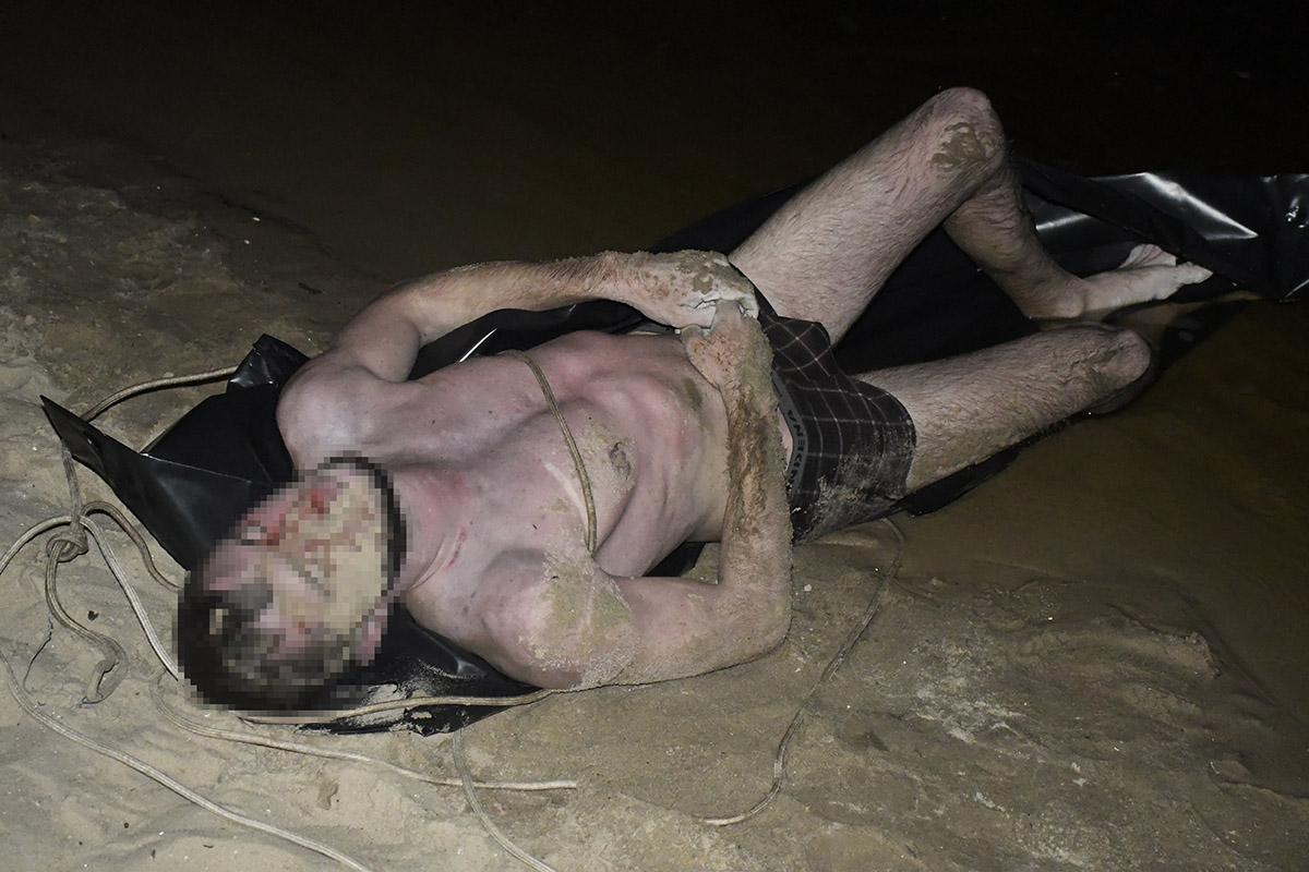 Предварительно, мужчина утонул еще в пятницу