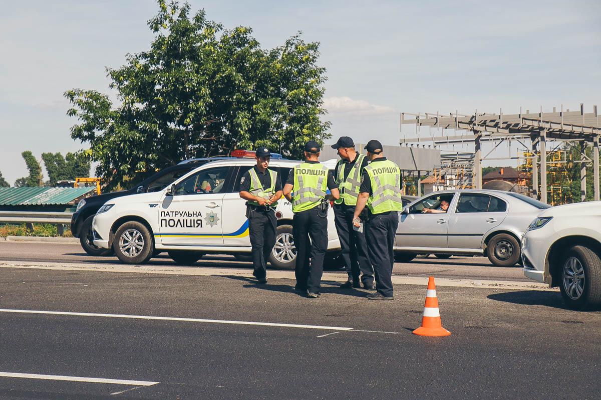 В воскресенье, 10 июня, под Киевом на Одесской трассе произошло смертельное ДТП