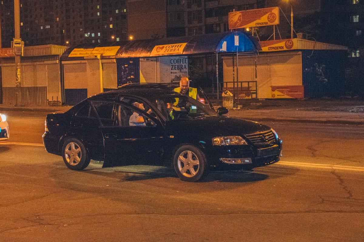 На улице Маяковского случилось ДТП с участием двух машин