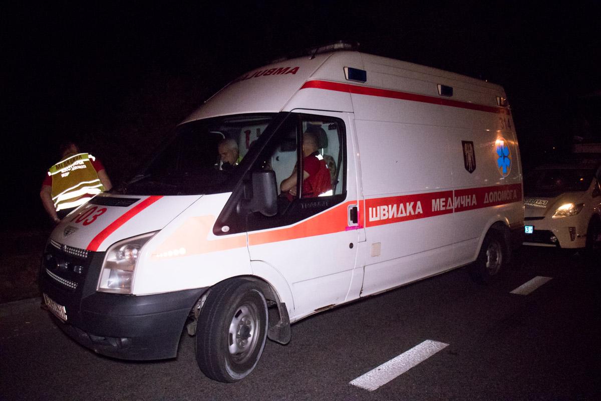 Медики, которые выехали на место инцидента, констатировали смерть