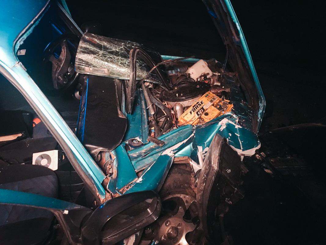 """По предварительным данным, водитель """"пятерки"""" на момент аварии находился в состоянии алкогольного опьянения"""