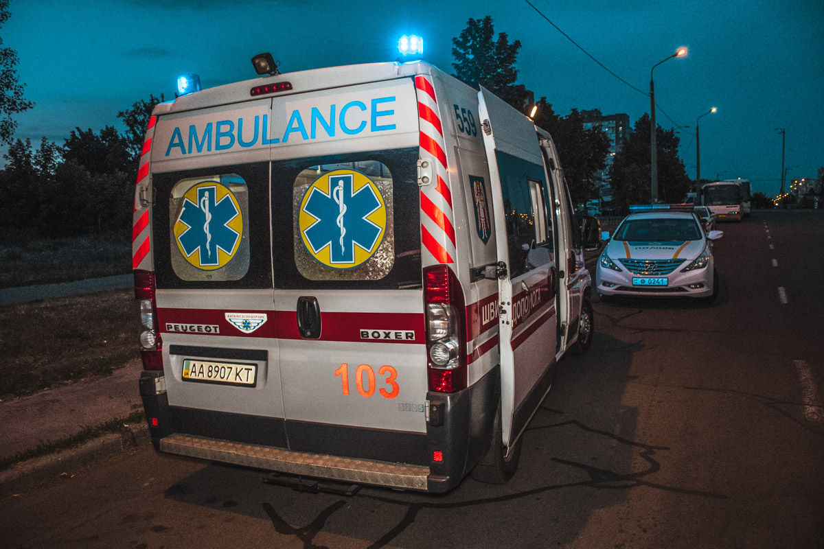 Одного из пострадавших госпитализировали