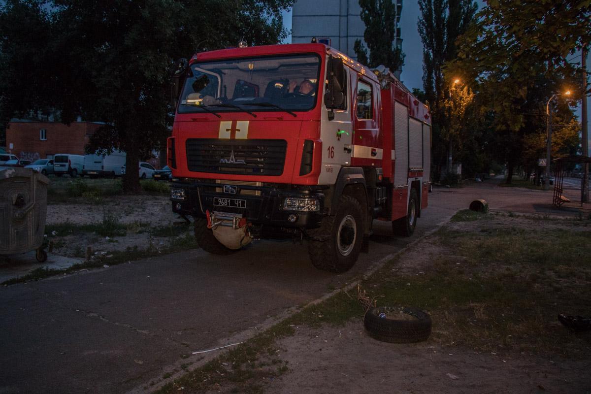 Сотрудникам ГСЧС удалось оперативно ликвидировать возгорание. Обошлось без пострадавших