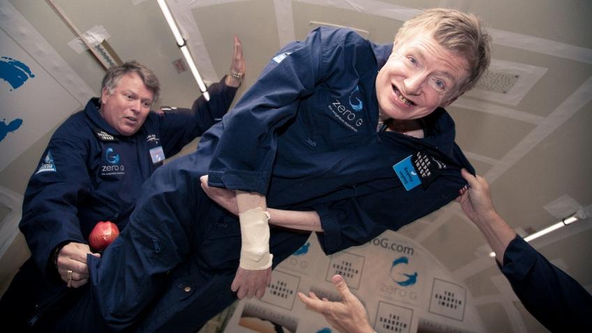 Запись голоса Стивена Хокинга отправят в космос