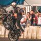 Рев моторов, концерты и яркое шоу: в Киеве проходит MotoOpenFest
