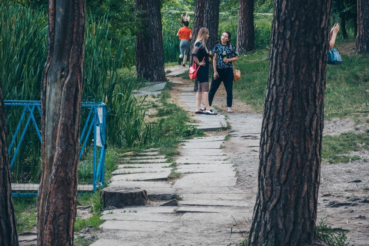 Для бега с препятствиями - самое оно