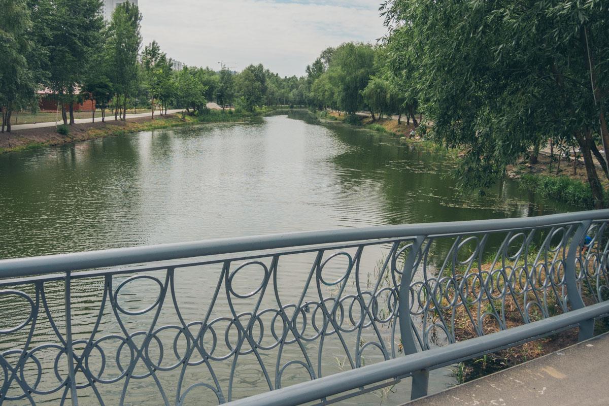 На его реконструкцию город потратил 18,22 миллионов гривен