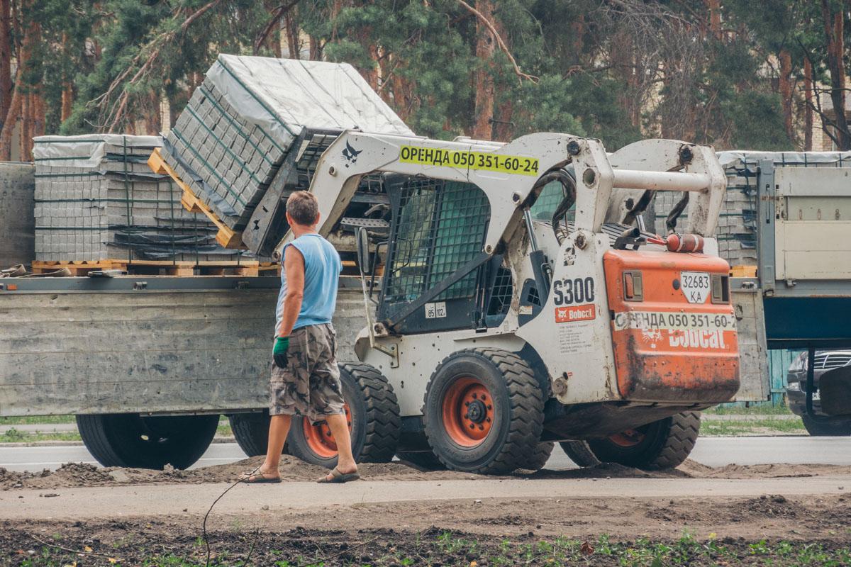 Ведь по официальному распоряжению, июнь — завершающий месяц ремонта парка
