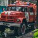 Под Киевом у жилого дома сгорела недавно отремонтированная крыша