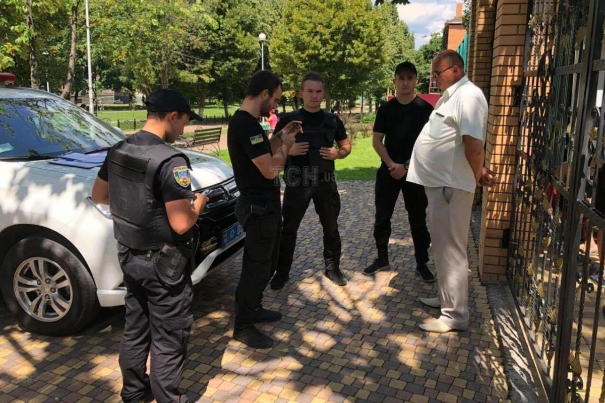 В Вишневом помощник нардепа Юлия Мамчура начал стрельбу по детям