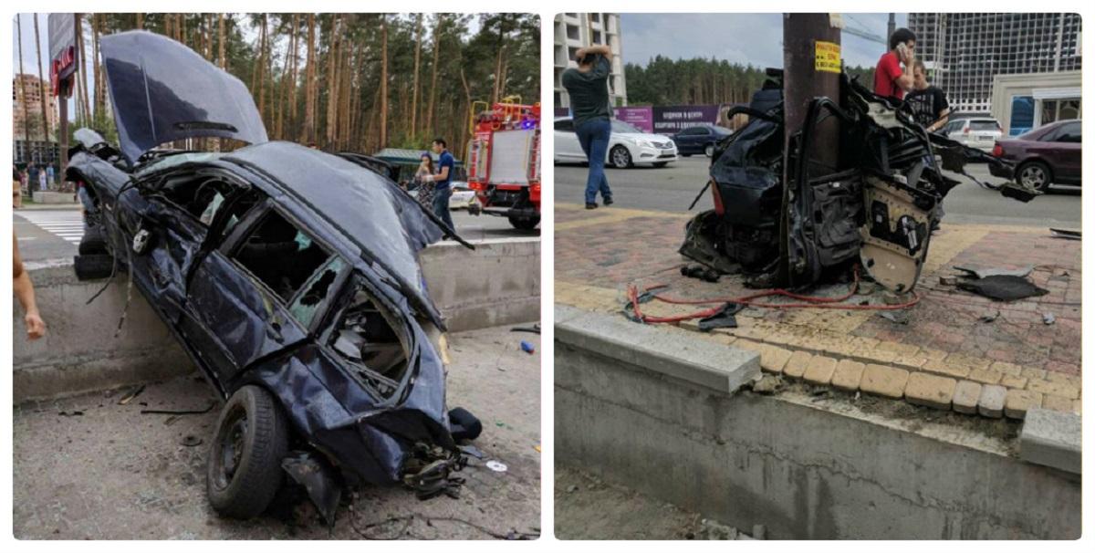По предварительной информации, виновник аварии был пьян