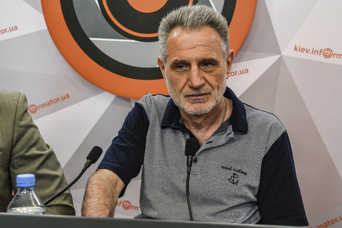 Журналист и режиссер Игорь Чайка