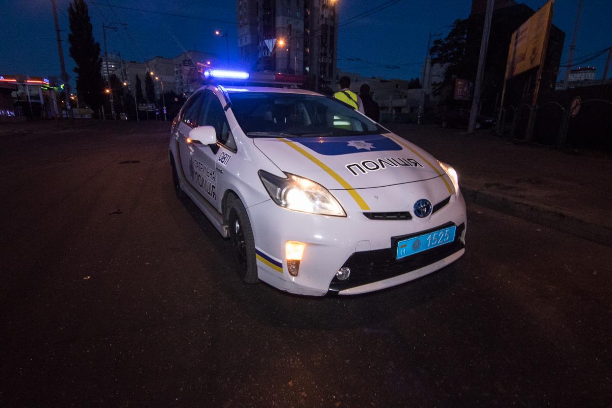 У полиции есть подозрение, что водитель был не трезв