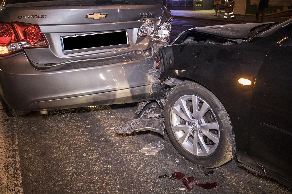 Водители винят в аварии друг друга