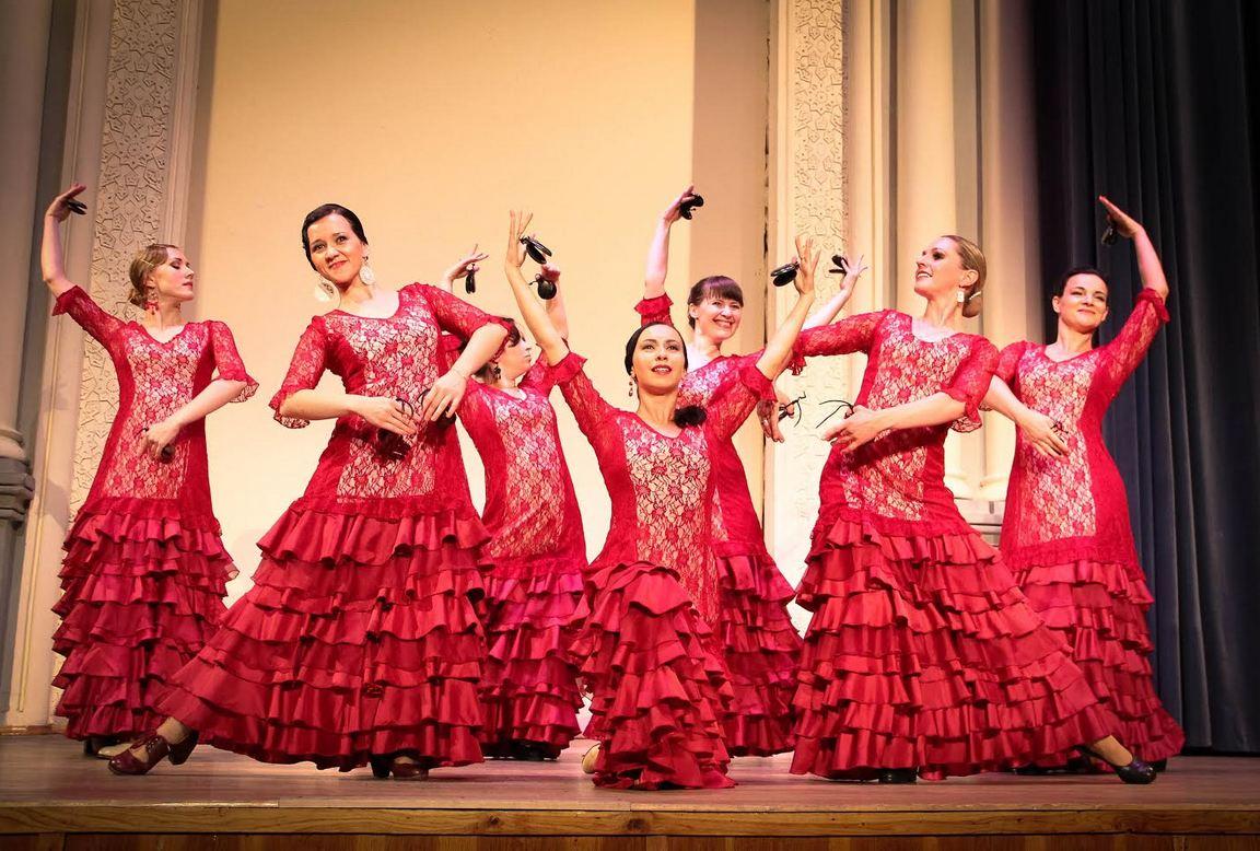 Студия танца «Улица Фламенко»