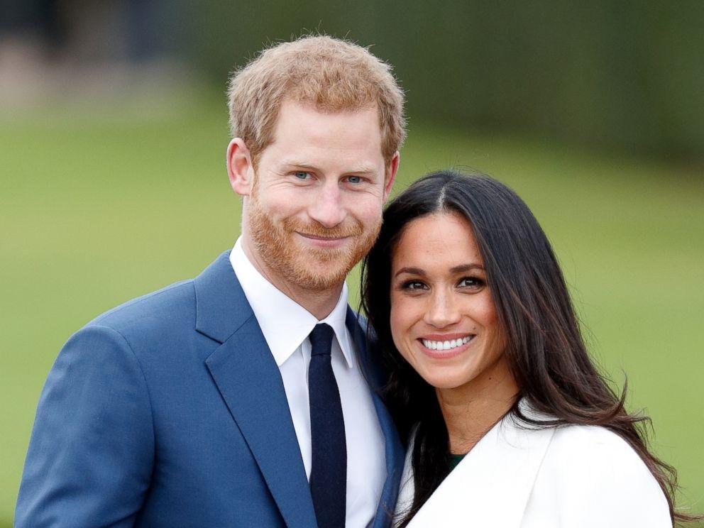 Принц Гарри и Меган Маркл отправятся в первое турне