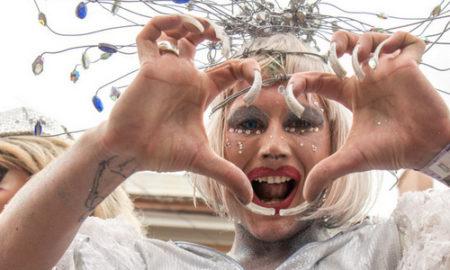 В Киеве прошел ЛГБТ-парад