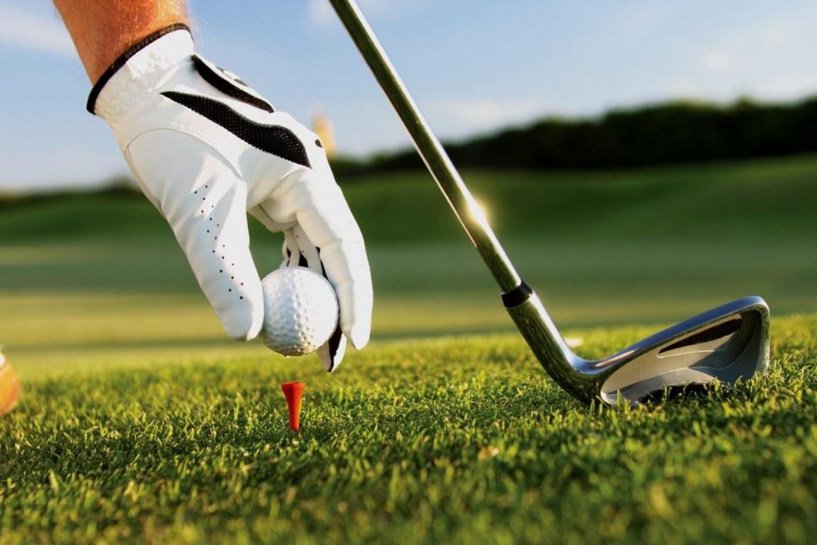В Киеве также можно научиться играть в гольф, или попрактиковать свои навыки