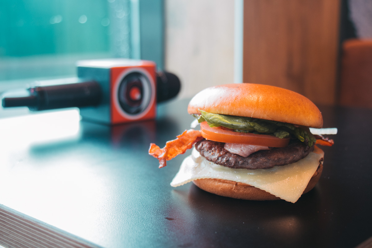 Новый бургер «Маэстро Классик» стал третьим из серии «Маэстро»