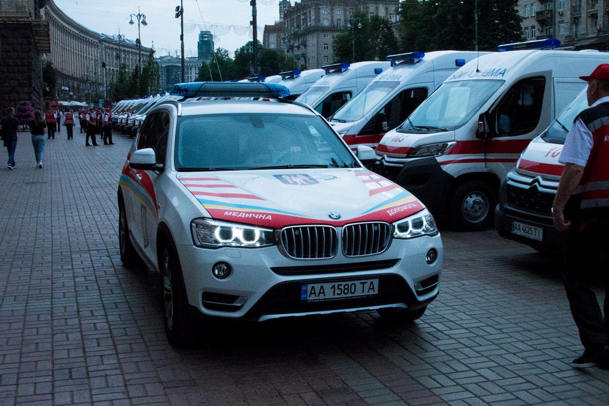 Новый мощный зверь BMW