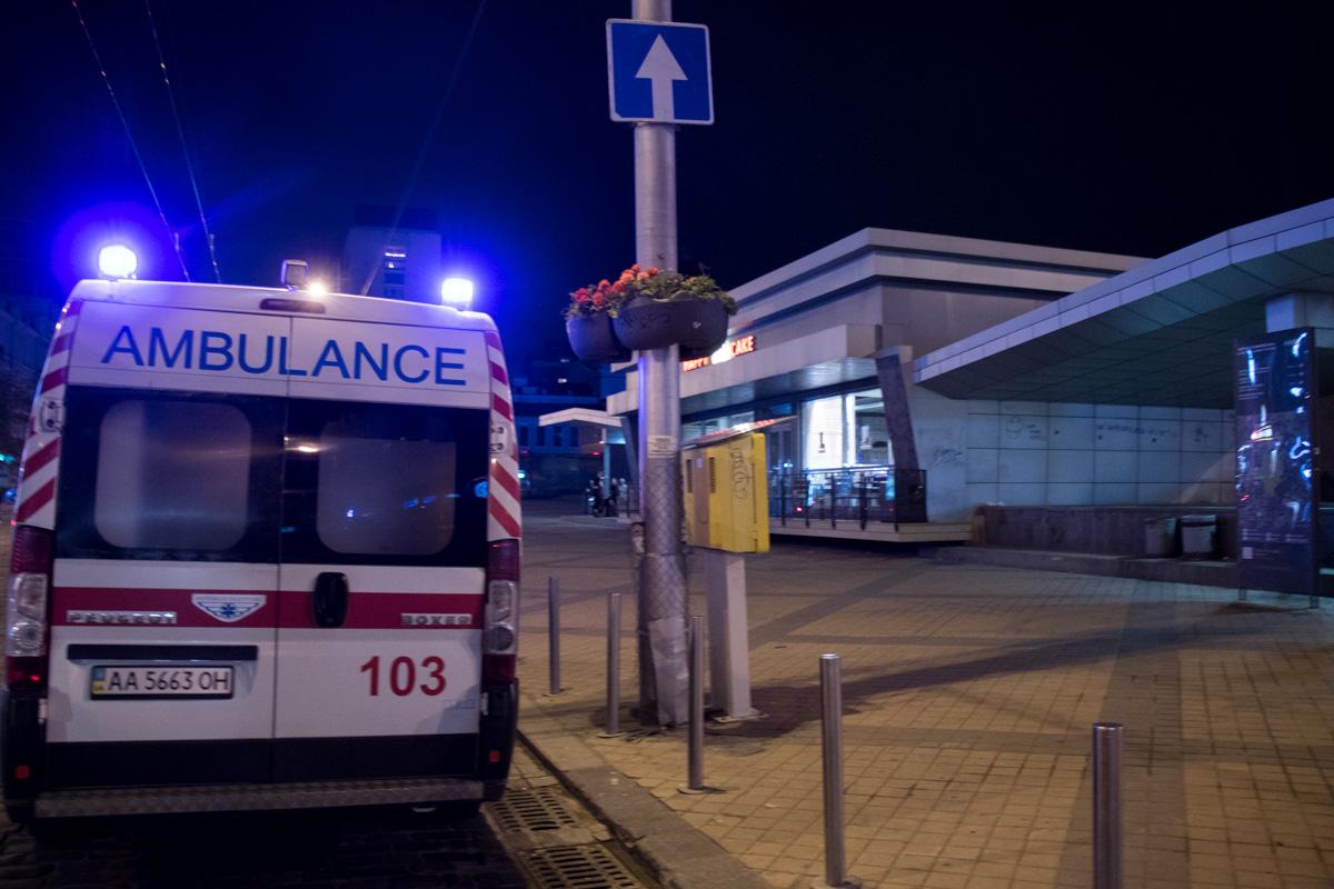 В Киеве поступило сообщение о минировании четырех станций метро
