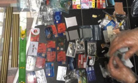 В Киеве киберполиция и ПриватБанк накрыли на горячем группу мошенников