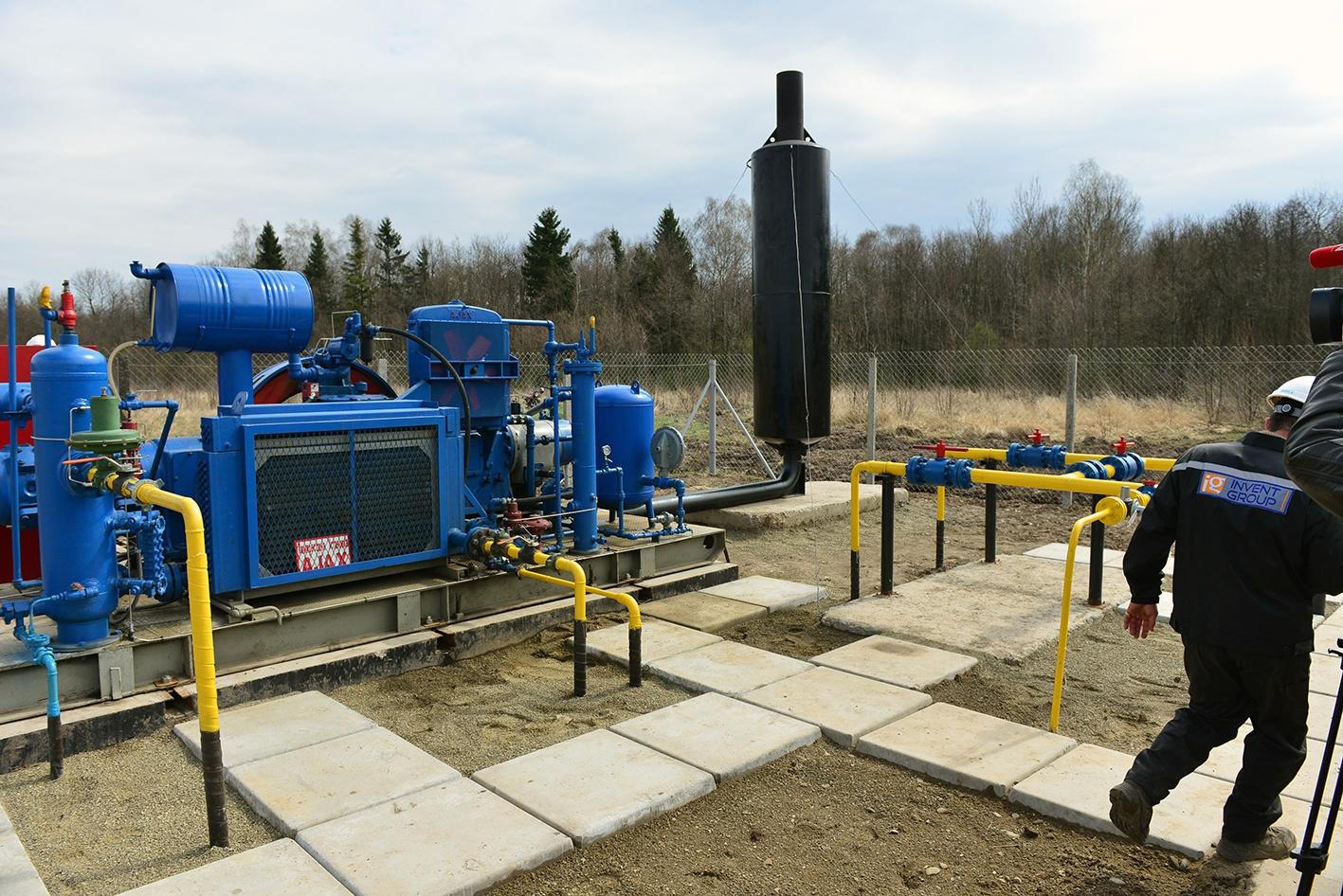 В Харьковской области обнаружили месторождение газа